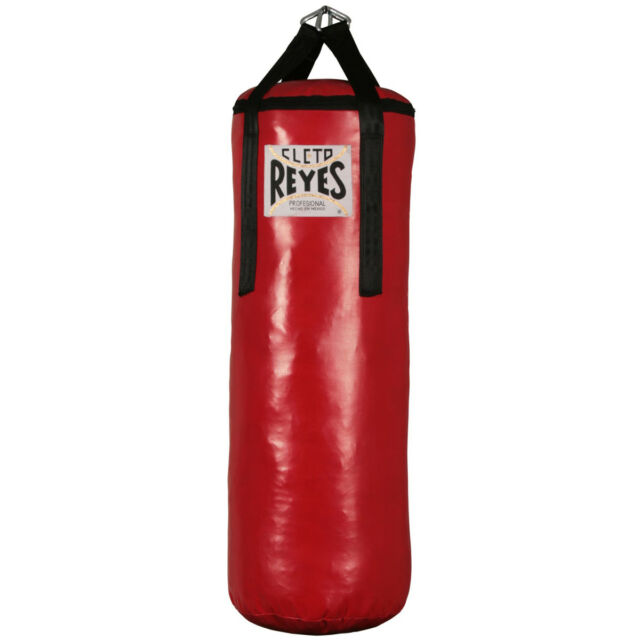 Cleto Reyes Large 38x14 Unfilled Nylon Canvas Punching Heavy Bag