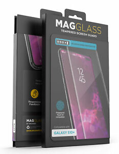 For Samsung Galaxy S10 Plus Tempered Glass Screen Protector (Fingerprint Sensor)
