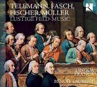 Telemann, Fasch, Fischer, Mller: Lustige Feld-Music (CD, Nov-2010, Ricercar)