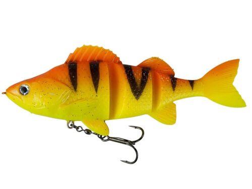 D.A.M Effzett Natural Perch 18cm 70g Slow sinking Swimbait COLORS