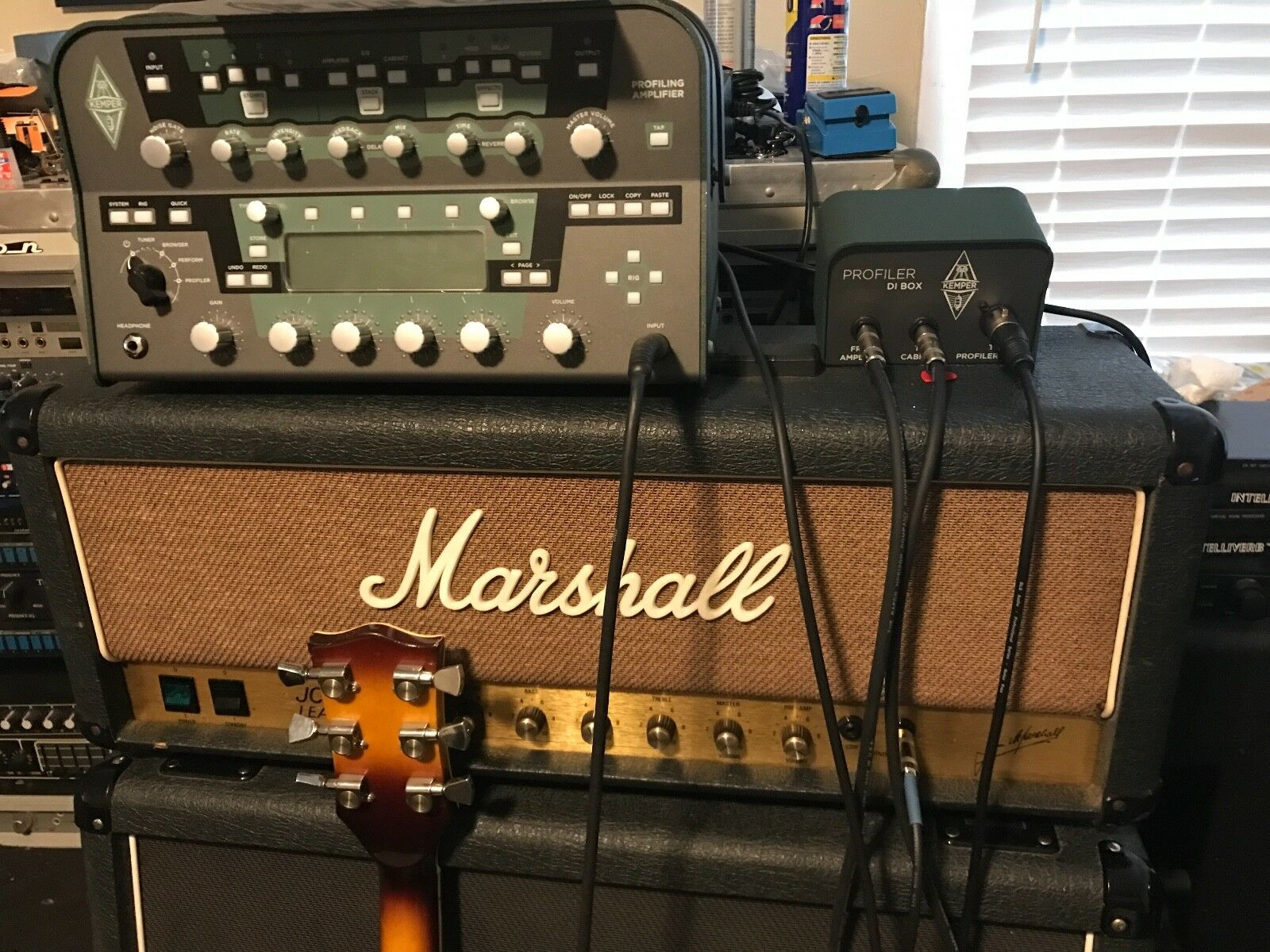 Official Mark Cameron SFG Kemper profile collection ALL 12 mods and amps SALE!