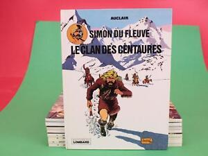 SIMON-DU-FLEUVE-9-VOLUMI-1-9-AUCLAIR-RIONDET-EDITIONS-LOMBARD-1978-Z14-14