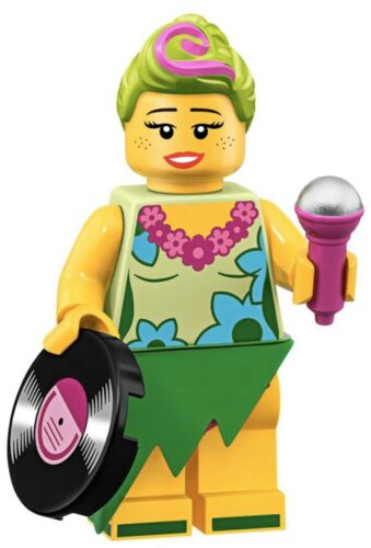 LEGO® MOVIE SERIES 2 HULA LULA 71023 # 7 MINIFIGURES NEW PACK RETIRED COSTUME