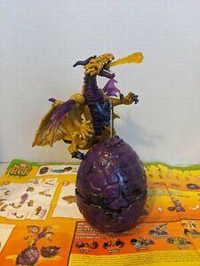 GOLDENGROWL Mega Construx Breakout Beasts Series 3 Egg