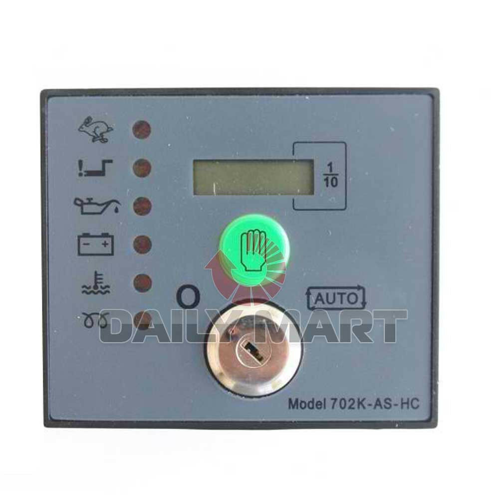 L14 30p Pb30 Wiring Diagram Deep Sea Generator Controller Dse702as Auto Start Module Ebay 20r