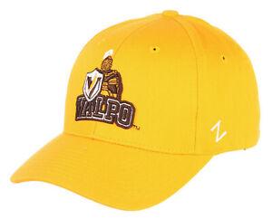 VALPARAISO-CRUSADERS-VALPO-BASKETBALL-NCAA-VTG-SPORT-SNAPBACK-ZEPHYR-CAP-HAT-NWT