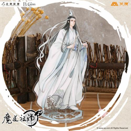 Mo Dao zu Shi Wei Wuxian LAN wangji Wen Ning Jin Ling figura de Soporte de Acrílico