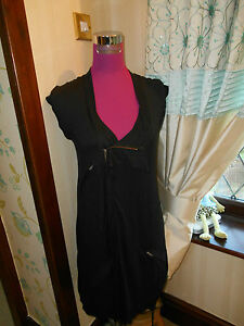 Saints Size Stunning Black 8 Condition All Excellent Dress Kowen zRxwf5Xgq