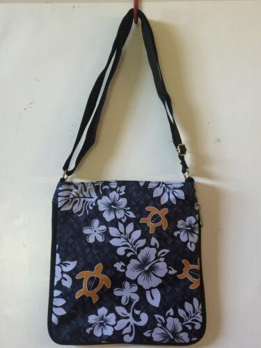 Island Spirit Messenger Side Bag Cross Body Shoulder Purse Travel Handbag H-815