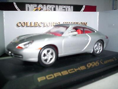 Prezzo Più Basso Con Porsche 996 Carrera 2 De Yat Ming Esc.1,43 De Metal Con Caja Collector Edition Ad Ogni Costo