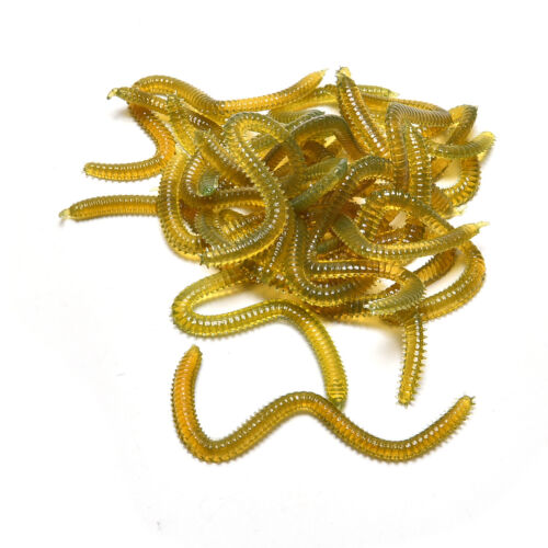 Künstliche Sea Worms Simulation Fischköder Tackle Soft Köder Werkzeug AB