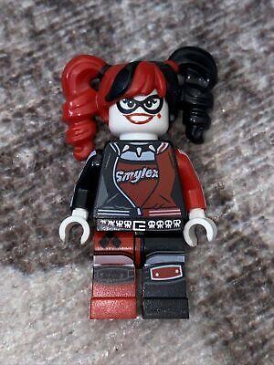 Harley Quinn Pigtails 70906 70922 NEW LEGO Figure Super Hero