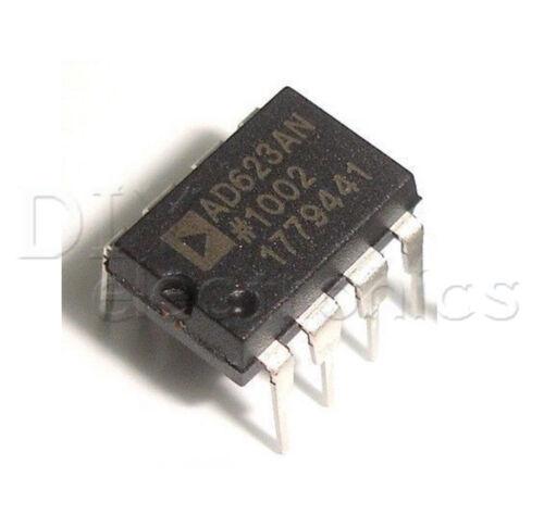 AD623ARZ//AD623AN//AD623 IC DIP//SOP Gain Potentiometer Amplifier Module US
