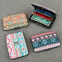 Aztec Design Aluminum Wallet Fun Birthday Party Bridal Shower Wedding Favors
