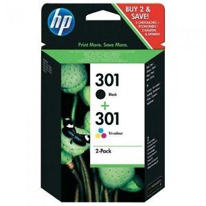 HP-N9J72AE-MULTIPACK-HP-301-NERO-COLORE-ORIGINALE