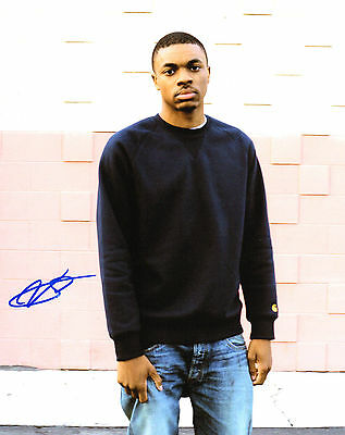 The Cheapest Price Gfa Cutthroat Boys Rapper Vince Staples Signed 8x10 Photo Ad4 Coa