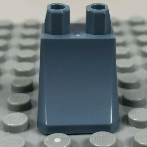 LEGO Sand Blue Minifigure Legs Lower Body Female Skirt Dress 36036