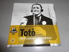 DVD TOTO´ LASCIA O RADDOPPIA?  N° 19 IL SOLE 24 ORE CINEMA DVD