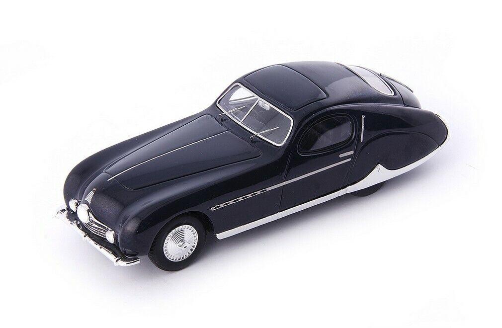 Talbot T26 Lago Grand Sport Coupé blu foncé - France 1949 1 43 AutoCult