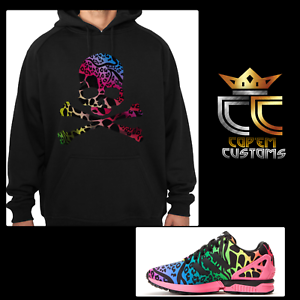 9047aaab0b877 COP EM CUSTOMS HOODIE TO MATCH ADIDAS ZX FLUX ITALIA INDEPENDENT ...