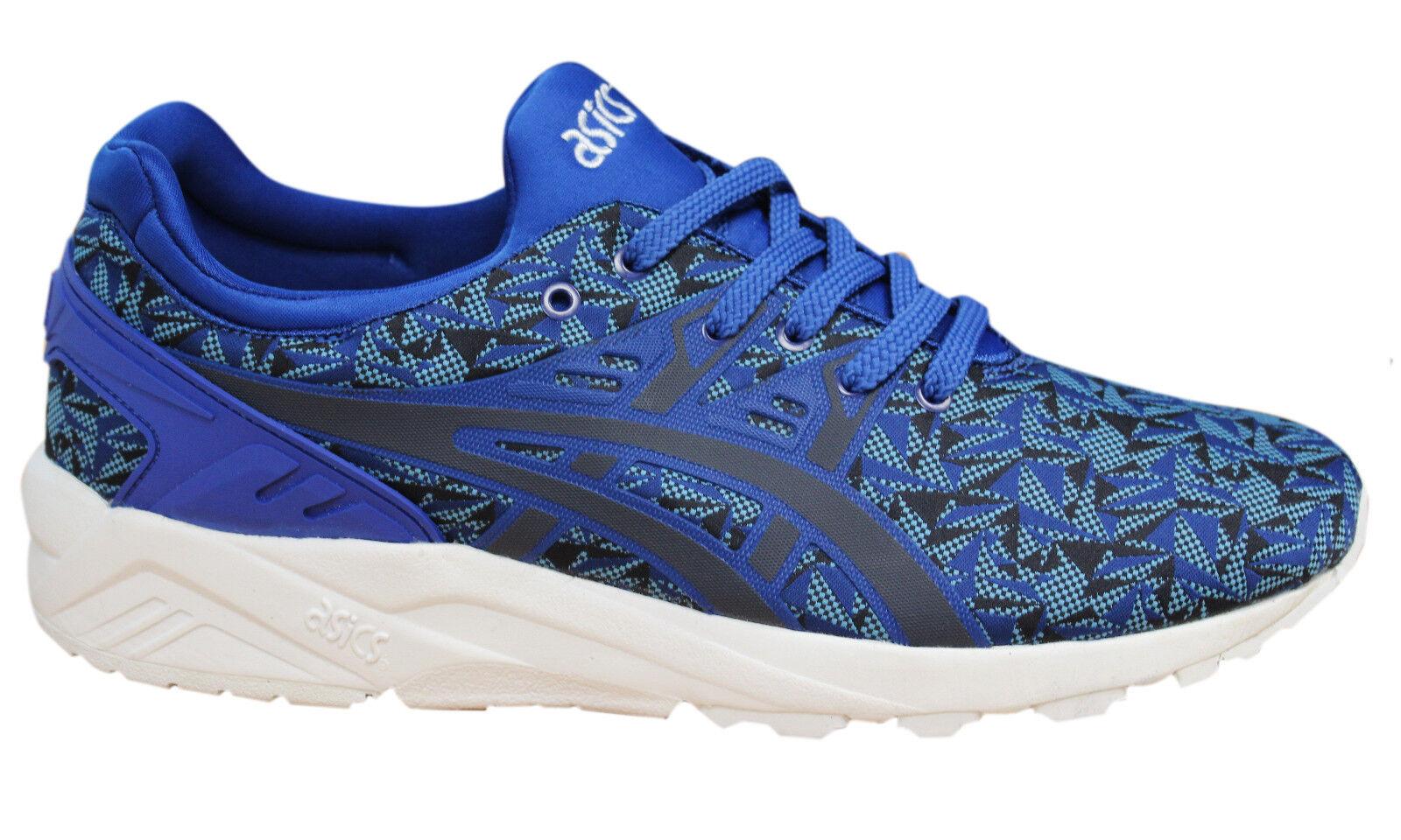 Asics Gel-Kayano Turnschuhe EVO Herren Schnürschuh Textil blau H621N 4950 D6