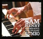 Trem' Soul: New Orleans Gumbo [Digipak] by Sam Henry (CD, Nov-2010, Bismeaux Records)