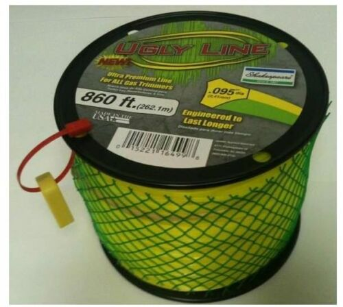 Shakespeare 800-ft Spool 0.095-in Spooled Trimmer Line