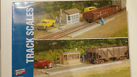 Sohni-Wicke Walthers Cornerstone Series Kit HO Scale Track Scales - 9333199 Toys