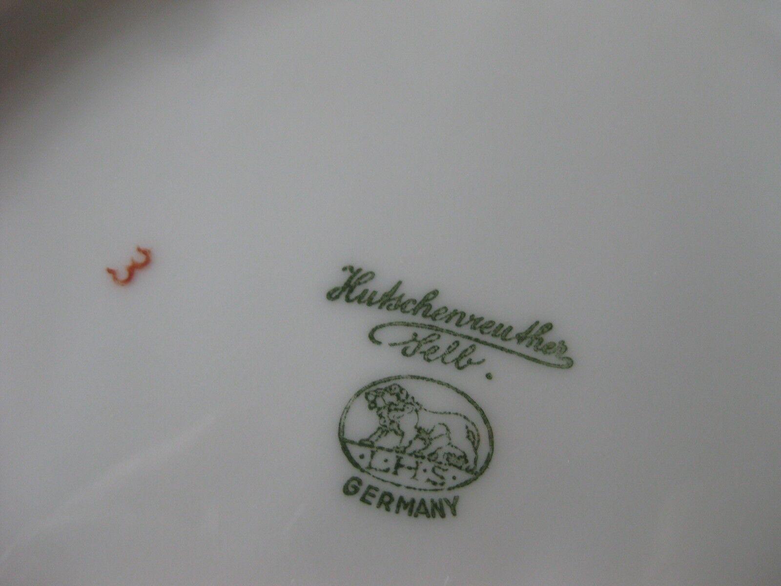 Hutschenreuther Hutschenreuther Hutschenreuther Selb  21- teiliges Kaffeeservice   Teeservice | Lebensecht  bf5b13