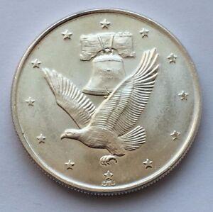 999 Silver American  Eagle Liberty One Gram Fine Silver Round FREE SHIP