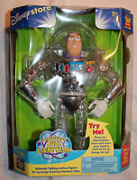 Toy Story Rare 12 Thinkway Interstellar Talking Buzz Lightyear