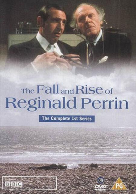 THE FALL AND RISE OF REGINALD PERRIN COMPLETE SEASON 1 DVD Original UK New R2