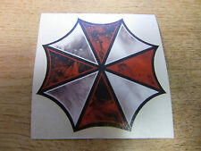 Resident Evil Umbrella Corp logo  |  Sticker / Decal / Graphic  |  70mm
