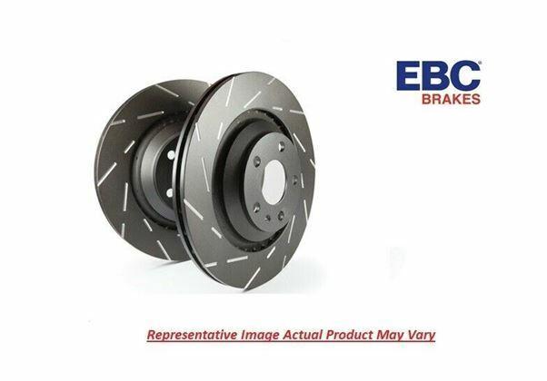 EBC Brakes USR1512 USR Series Sport Slotted Rotor