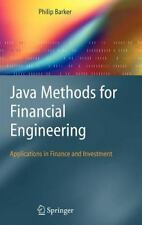 Java Methods for Financial Engineering : Applications in Finance and...