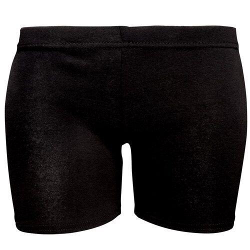 Brand New Gym Girls Stretch Cotton Hot Pants Bargain Kids Dancewear