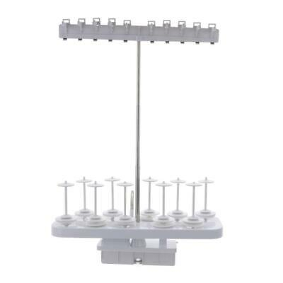10 SPOOL CONES THREAD STAND CONDUCTOR PILOT FOR EMBROIDERY SEWING QUILTING