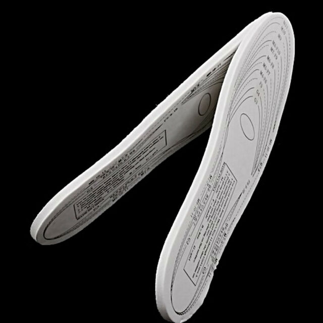 1Pair Memory Foam Shoes Insoles Trainer Foot Care Comfort Pain Relief Cushions