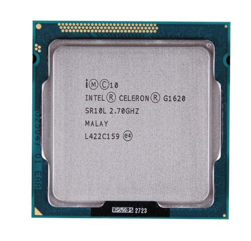 Intel Celeron G1620 2.7GHz Dual-Core CM8063701445001 Processor