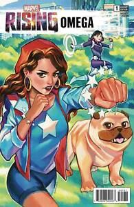 Marvel-Rising-Omega-1-Squirrel-Girl-Ms-Variant-Comic-1st-Print-2018-unread-NM