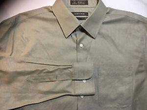New-Nordstrom-Men-039-s-Dress-Shirt-Smartcare-Wrinkle-Free-Trim-Fit-15-1-2-34-35