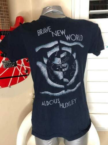 ALDOUS HUXLEY BRAVE NEW WORLD SMALL MENS OF LADIES