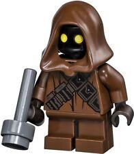 LEGO STAR WARS 2014 MINIFIGURE JAWA WITH BLASTER GUN SANDCRAWLER 75059