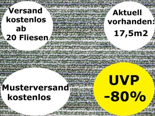 Alfombra azulejos verde violeta beige marrón nuevo b1 50x50 eslinga 5,5mm 2,95 €//baldosa