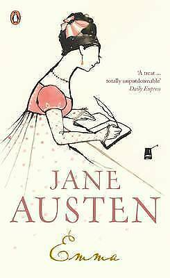 """AS NEW"" Emma (Penguin Red Classics), Austen, Jane, Book"
