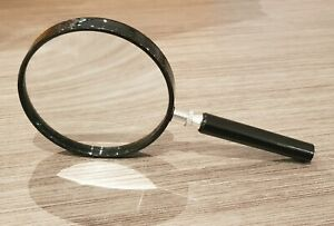 Magnifying Glass 2.5 x Magnification Lighthouse Magnifier Glass With Handle