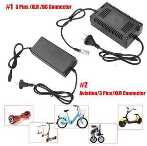 110-240V-EU-Plug-36V-48V-1-8A-Intelligent-Charger-For-Electric-Bike-Scooter-GG