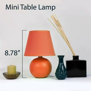 Simple Designs Mini Ceramic Globe Table