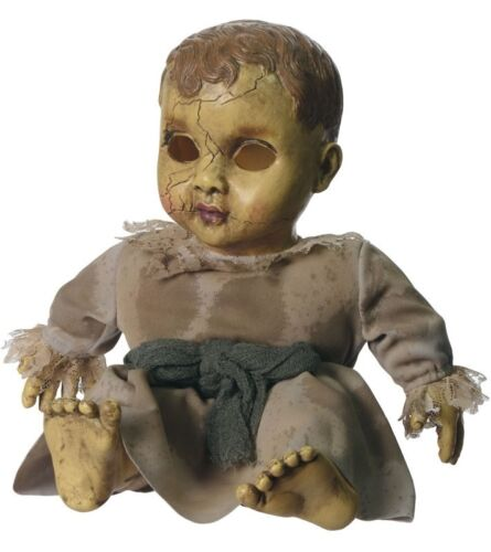 Spooky Sounds Abandoned Baby Doll Halloween Fancy Dress Costume Outfit Accessory
