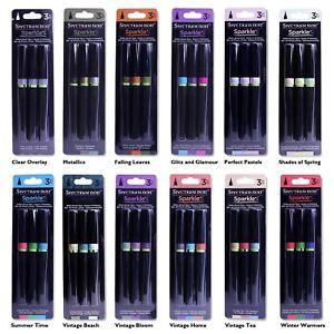 Spectrum Noir Sparkle Glitter Brush Pens